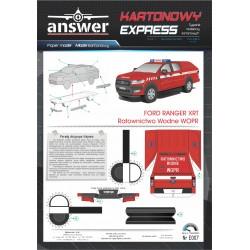 Ford Ranger XRT WOPR - KEx007