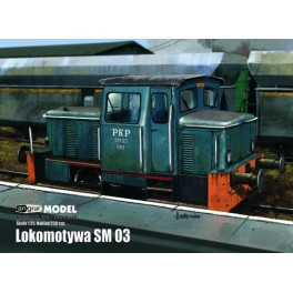 Lokomotywa SM 03