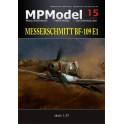 Messerschmitt Bf-109 E1