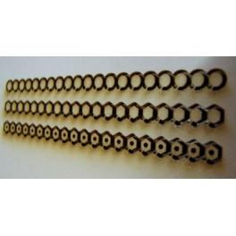 Śruby 1,5 mm