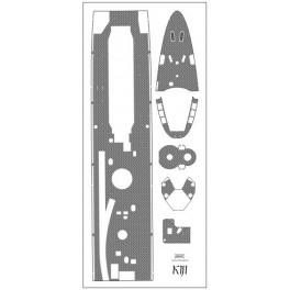 Kiji - pokład ryflowany