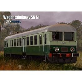 Wagon motorowy SN 61