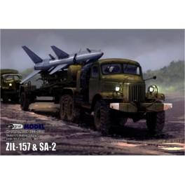 Ził-157 & SA-2