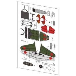 Dodatkowe samoloty do Akagi - B5N2 Kate