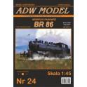 Locomotive BR86