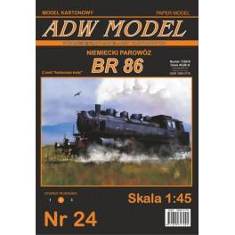 Parowoz BR 74