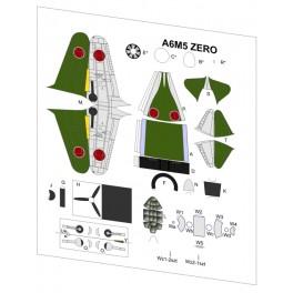 Dodatkowe samoloty do Akagi - A6M5 Zero
