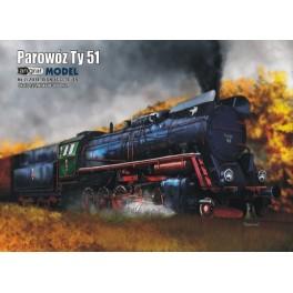 Parowóz Ty 51