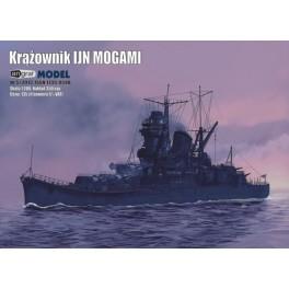 IJN MOGAMI - zestaw model + komplet laserów