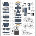 Dodatkowe samoloty do USS TICONDEROGA - Corsair