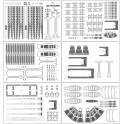 IJN MOGAMI - set of details