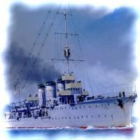 Les navires et les navires de guerre